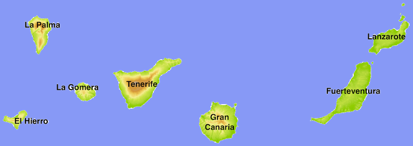 Canarias, Espaa